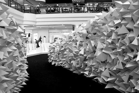 Antalis: Paper Fantasy Exhibition